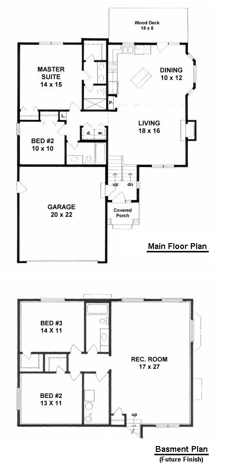 bi level floor plans open floor plan bi level 16388